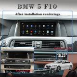 "10.25""Carplay Anti-Glare BMW 5 F10 Android Car Stereo 3G Internet"
