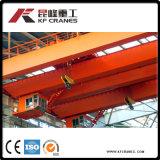 Robust Construction 20t European Style Double Girder Overhead Crane