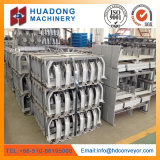 Customized Carbon Steel Idler Frame for Belt Conveyor with High Quality