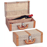 Custom Gift Wooden Box for Package/Jewelry/Wine/Tea (W07)