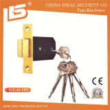 Single Bolt Mortise Lock Body (535.45-1T5, 201-40)