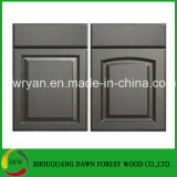 E1 18mm Kitchen Cabinet Door with PVC Film Cabinet Door MDF Core Kitchen Cabinet Door