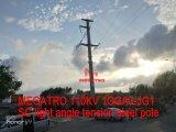 Megatro 110kv 1gga3-Jg1 Sc Light Angle Tension Steel Pole