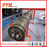 Electro Chromism Twin Conical Screw Barrel