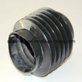Customized Construction Market Rubber Corrugated Pipe