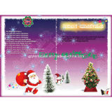 3D Lenticular Christmas Card
