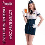 Girls Pilot Fancy Adult Costume (L15211)