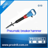 G10 Pneumatic Jack Hammer for Rock Splitting