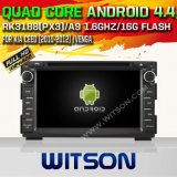 Witson Android 4.4 System Car DVD for KIA Venga (W2-A6744K)