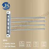 Bathroom Movable Turn Around Stainless Steel Towel Bar (M10)