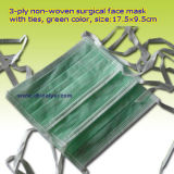 Ly Face Mask with Ties (LY-FM-G)