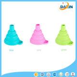 Multi-Color Food-Grade Silicone Folding Funnel