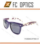 Wholesale OEM ODM Fashion Sunglasses (FCS8206-AF7002 C1 (sonnenbrille))