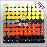 Shimmer Disc Panel for Wall Decoration
