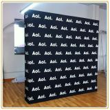 Eco-Friendly Outdoor Promotion Rack with Backdrop Display