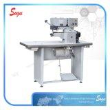 Xa0345 Automatic Shoe Insole Cementing & Folding Machine