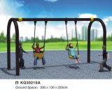 Kaiqi Children′s Swing Set for Toddlers and Children - Safe and Sleek Design (KQ30210A)