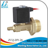 Bona Brass Solenoid Valve for Welding Machine (ZCQ-20Y-26)