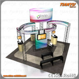 Outdoor Aluminum Advertising Trade Show Truss Booth