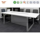 Sectional Negotiation Meeting Table Used for Office