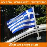 Wholesale Pricing Custom Polyester Car Flag/Car Window Flag
