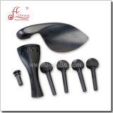General Ebony Violin Pegs, Violin Ebony Parts Wholesale (S-EVG)