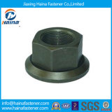 Black Track Revolving Nut, Wheel Nut for Truck Trailer