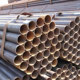 Tianjin Manufacturer Provide ERW Steel Pipe for Construction Materials