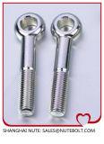Tainless Steel SS304 SS316 Eye Bolt DIN444 M12