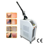 Medical Q Switched ND YAG Laser for Tattoo Removal Machine (C6)