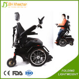 Ajustable Backrest Electric Standing Wheelchair with Pg Controller