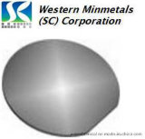 Cost Effective Single Crystal Silicon Wafer 50-200 mm at Western Minmetals