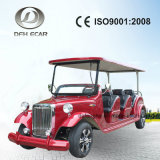 8 Seaters Golf Trolley Sightseeing Cart Golf Car Scooter