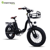 "Foldable Fat Tire 20"" Ebike 250W 750W"