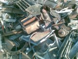 Steel Raw Materials Metal Bale/Scrap Metal Bundle/Construction Used Metal Scrap