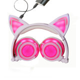 LED Light Glowing Cat Ear Headphone Innovative New Products Trend 2018