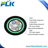 Armored and Double Sheathed GYTY53 Outdoor Fiber Optic Cable