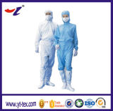 Factory Directly ESD Antistatic Cleanroom Coverall Clothing