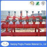 Red Powder Coating with Super Anticorrosive Property