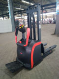 Full Electric Stacker with Arm Rest