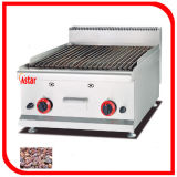 Gas Lava Charcoal Grill Heavy Duty for Sale Stainless Steel Griddle Grill Factory Price