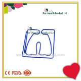 Medical Promotional Gifts Organ Lung Shaped PE Metal Paper Clip
