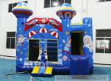 Inflatable Outer Space Bouncer Castle