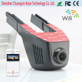 WiFi Control Car DVR for Mobile Phone APP Display