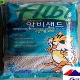 Dust Free and Good Clumping Bentonite Cat Sand