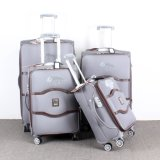 Smart Aluminum Luggage with Universal Wheels