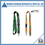 Polyester Neck Lanyard for ID Card Holder (EJ-201)