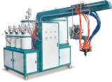 PU Pouring Machine (Double density 4 color)