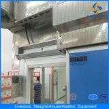 Large Scale Blast Freezer, Chill Room and Cold Stores Project