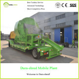 Wholesale Double Shaft Shredder Waste Tire Cutting and Recycling Machine
